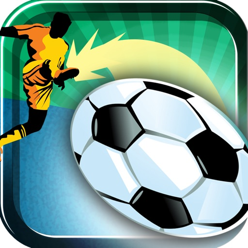 Flick It Soccer Free Game icon