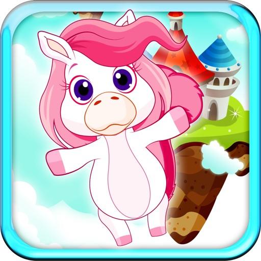 Сильная пони-прыгунья собиратель драгоценностей - Приключение симпатичной лошадки по сбору