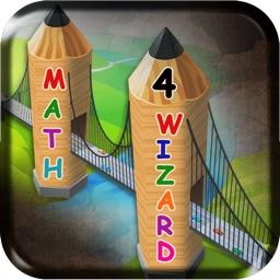 Math Wizard grade 4 iPhone version