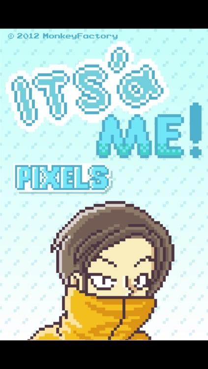ITS'a ME! Boy Pixels