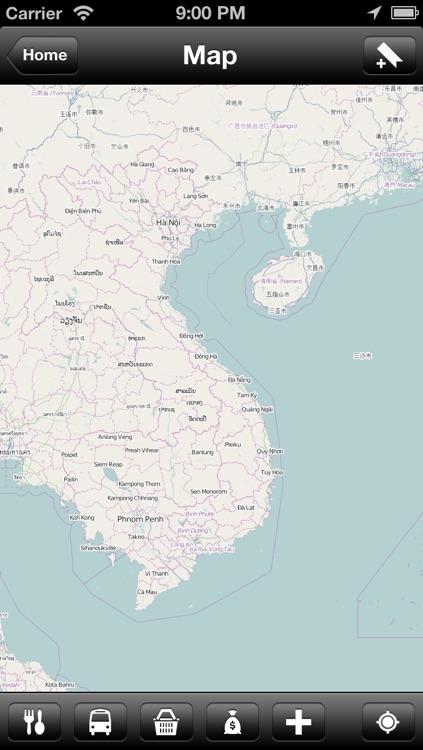 Offline Vietnam Map - World Offline Maps