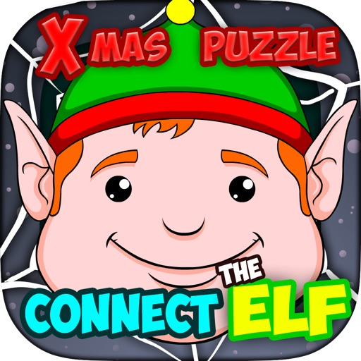The Xmas Puzzle : Connect the elf games