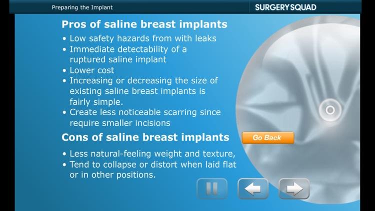 Virtual Breast Enhancement - Saline Implants - Surgery Squad screenshot-3