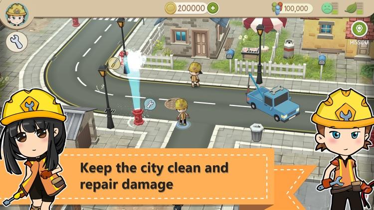 Chibis Town screenshot-0