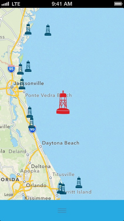 Buoy Explorer NOAA Marine Weather Conditions