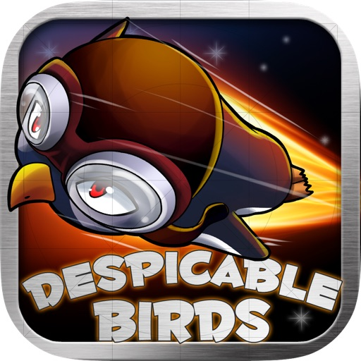 Despicable Birds Pro - Bird Defense Game icon