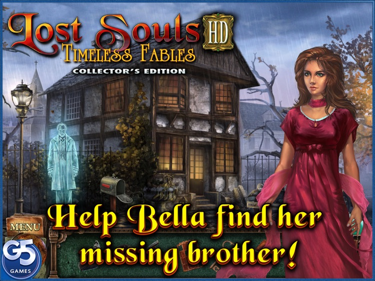 Lost Souls: Timeless Fables HD (Full) screenshot-0