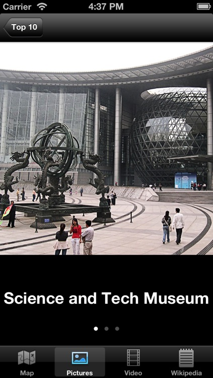 Shanghai : Top 10 Tourist Attractions - Travel Guide of Best Things to See screenshot-1