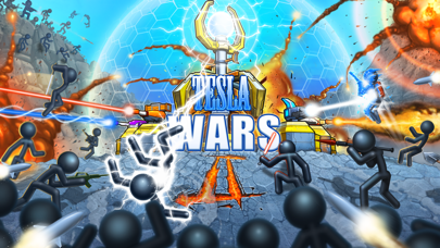 Screenshot #1 pour Tesla Wars - II