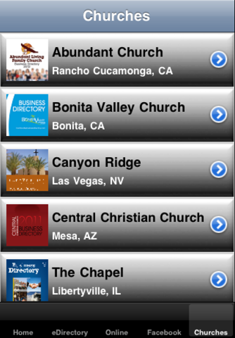 Gdirect Christian Business Directory screenshot 4