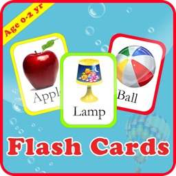 Flash card Age 0-2 for iPhone