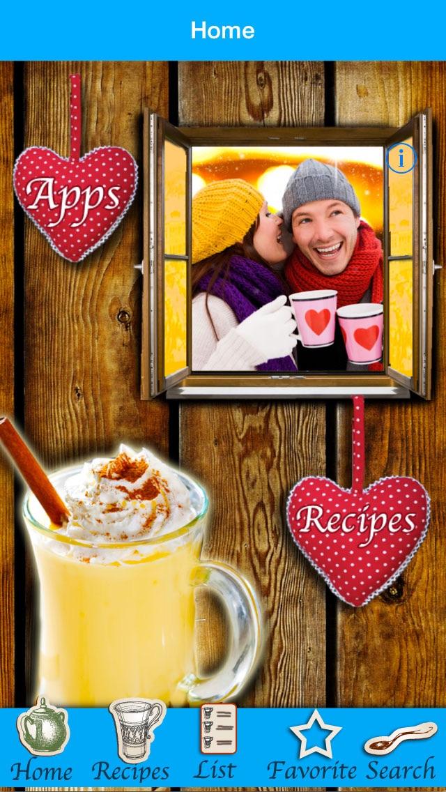点击获取Christmas Recipes - Winter Drinks for the Holiday Season!