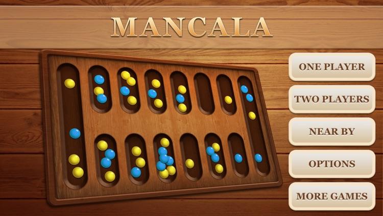 Mancala - Deluxe
