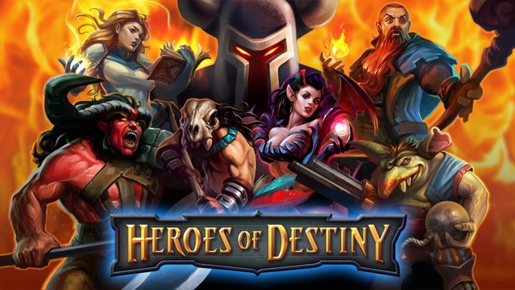 Heroes of Destiny screenshot-4