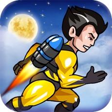 Activities of Super Hero Action JetPack Man - Best Super Fun Mega Adventure Race Game