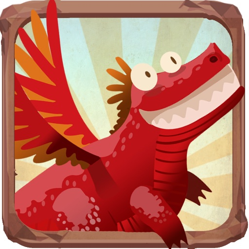 A Baby Dragon Warrior - Legend Of The Dragons Kingdom