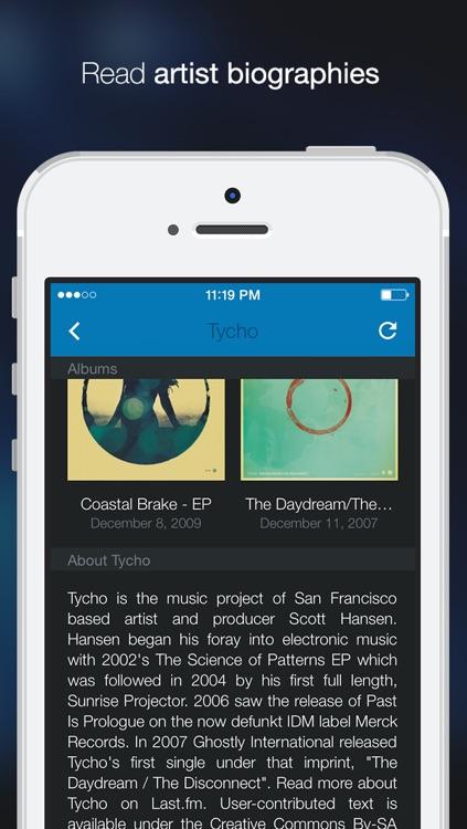 Listenlist screenshot-4