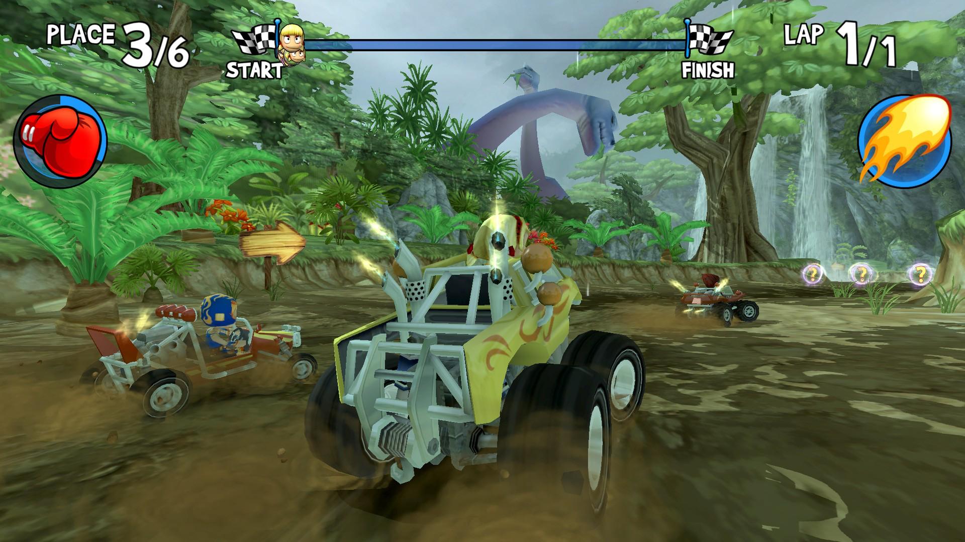 Beach Buggy Racing screenshot 13