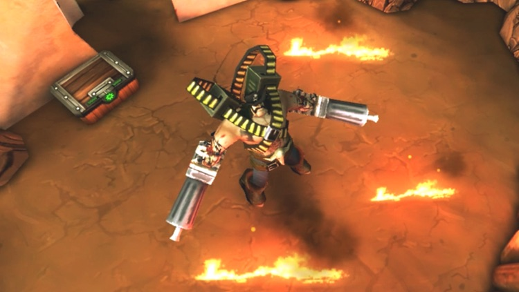 Bullet Time HD screenshot-4