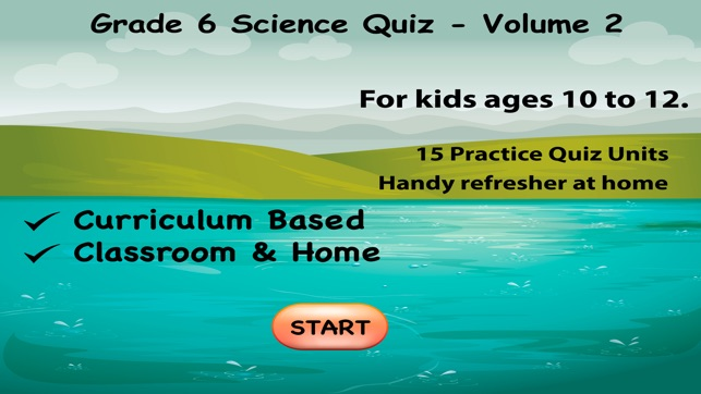 6th Grade Science Quiz # 2 : Practice Worksheets for home use and in ...