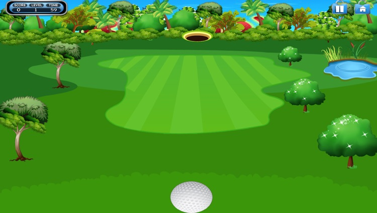 Flick Golf Champions FREE: Mini Sport Toss Now!