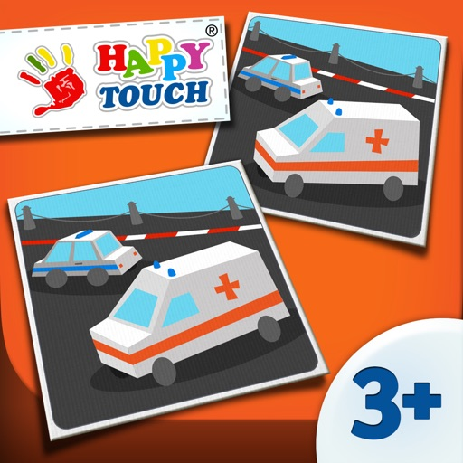 Find the Match - Memo Game for Kids by HappyTouch® Free