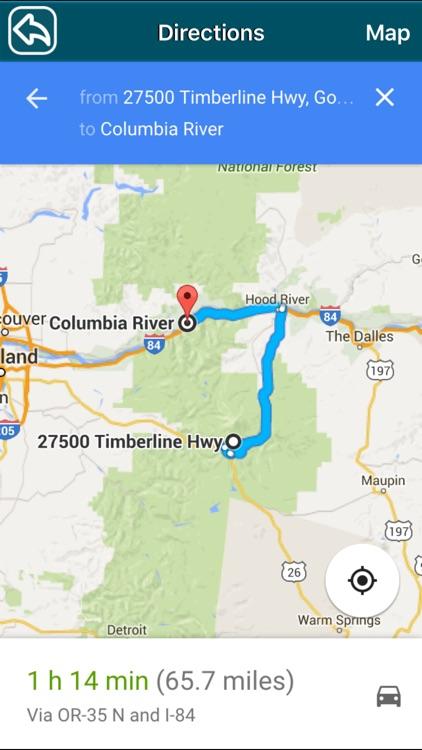Oregon Campgrounds & RV Parks screenshot-3