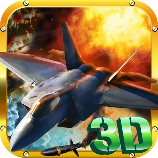 3d Jetfighter : Aerial Dog fight Ace Pilot iOS App