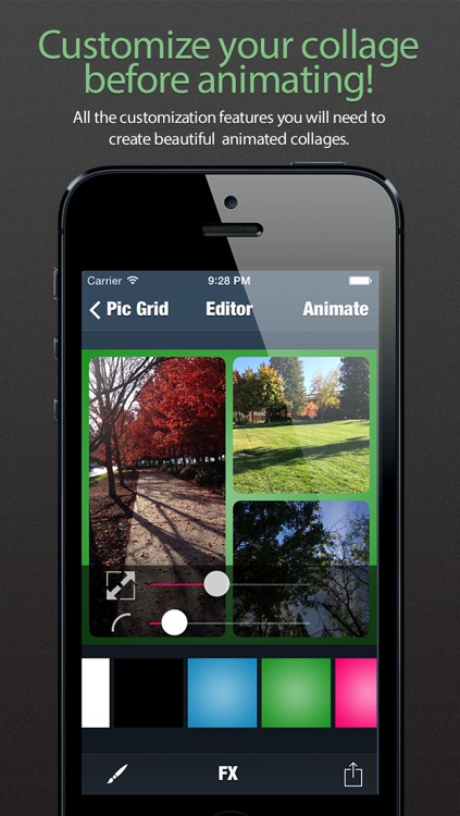 PicGrid - Animated Pic Collages for Instagram