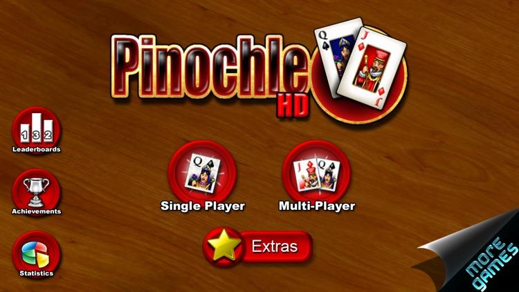 Pinochle HD screenshot-4