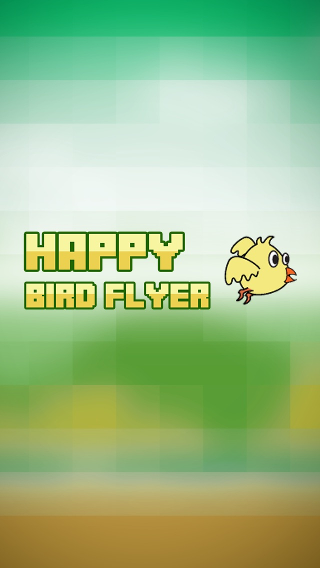 Happy Bird Flyer - Fun Birdie flying adventure-2