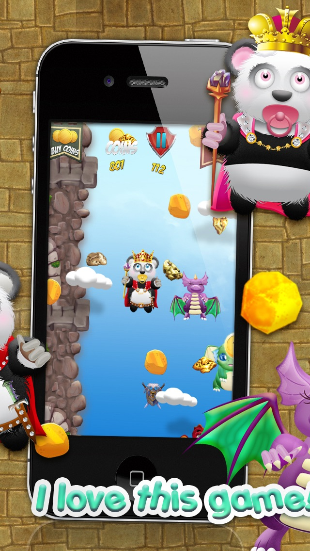 Baby Panda Bears Battle of The Gold Rush Kingdom – A Super Jumping Game FREE Edition! Cheat Codes