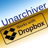 """云解压 - """"解压来自Dropbox,邮件,浏览器的 .zip, .rar, .cbr, .7z 文件"""""""