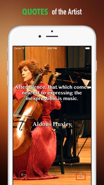 Cello Music Wallpapers HD: Quotes Backgrounds with Art Pictures screenshot-3