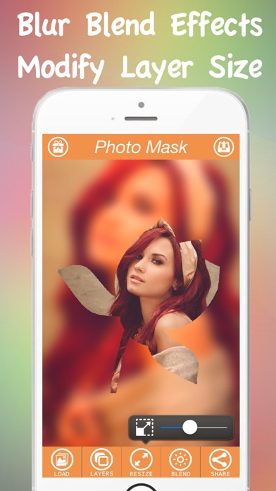 Photo Mask Pro - Mask Layer Effects On Camera Photos-3