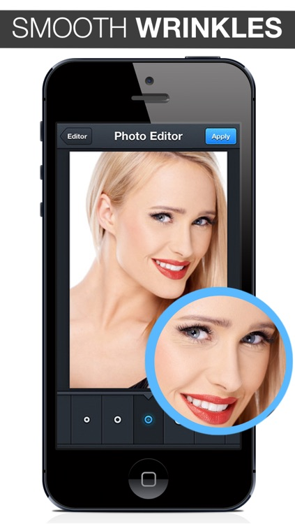 Picture Perfect Photo Editor- Enhance and retouch your pictures