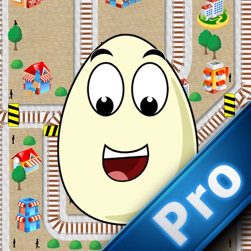 Happy Egg In The city PRO