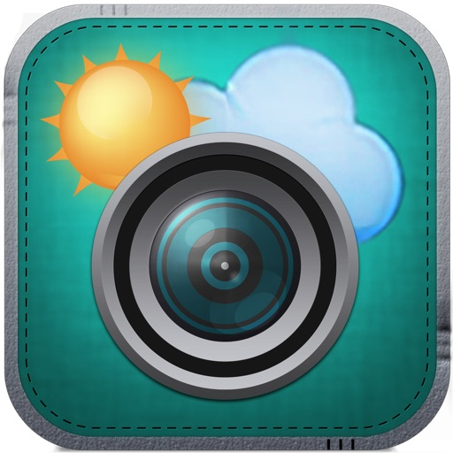 TempCam - Weather Forecasts in a Camera With Location For Instagram icon