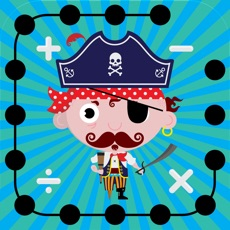 Activities of Math Dots(Pirates): Connect To The Dot Puzzle / Kids Pirate Flashcard Drills for Adding & Subtractin...