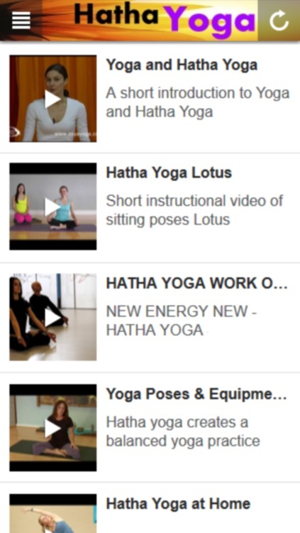 Hatha Yoga - Modern Freestyle screenshot-3