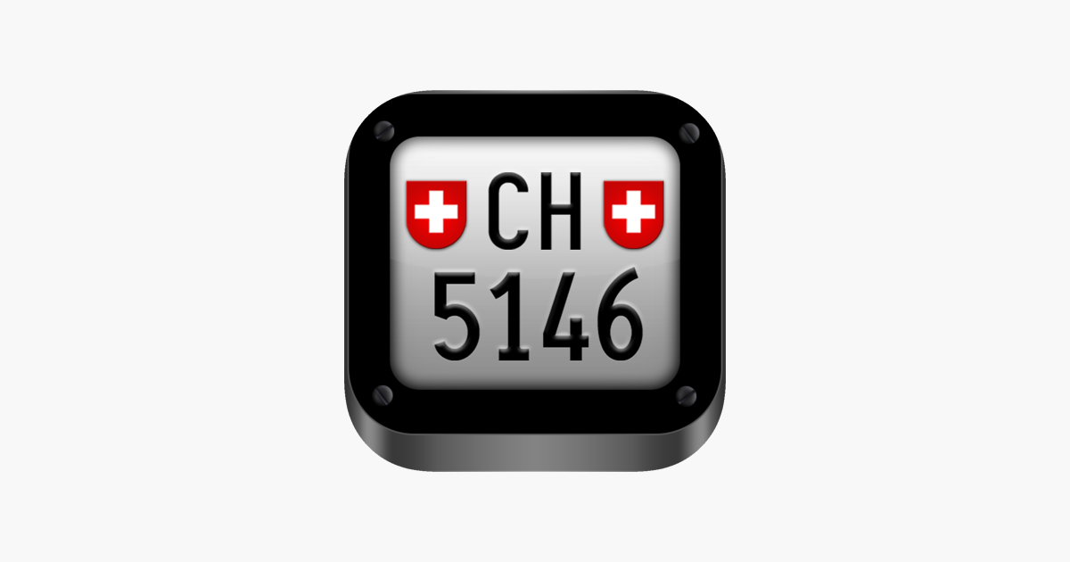 swiss plates on the app store