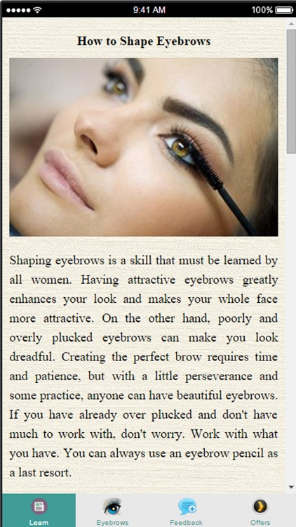 How to Shape Eyebrows - Compliment Your Features