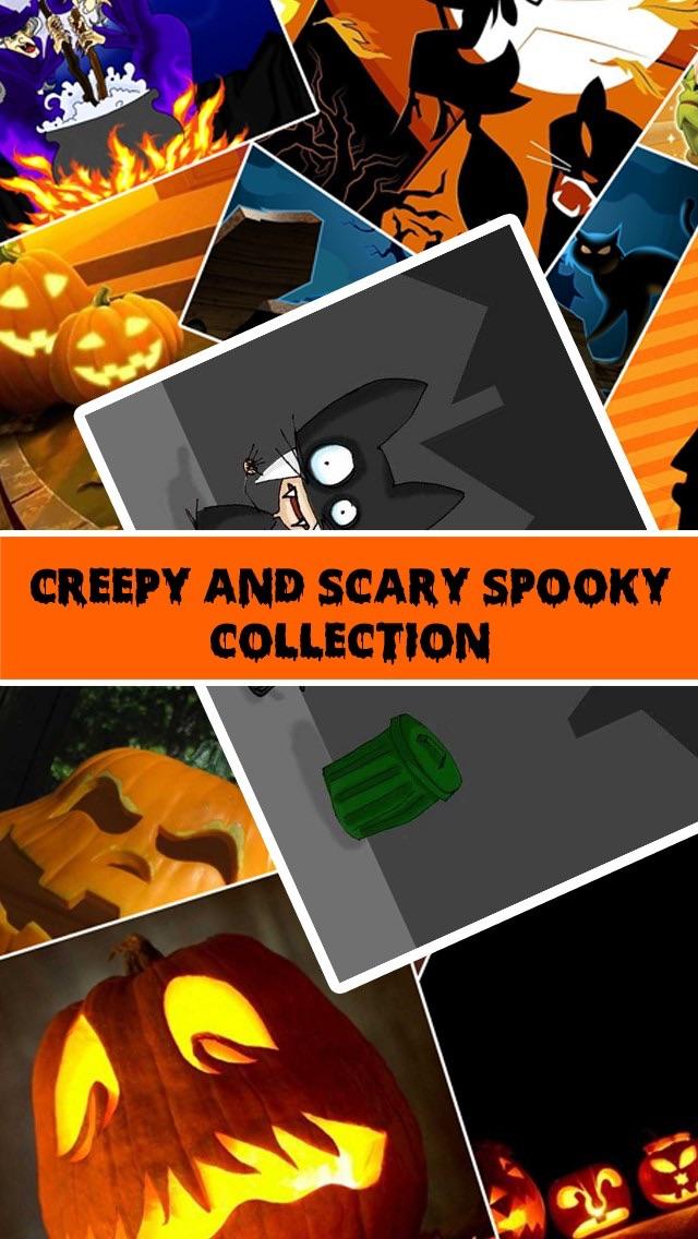 HD Wallpapers: Halloween Edition Screenshot