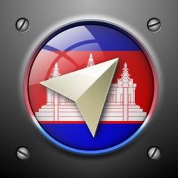 Cambodia GPS