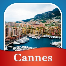 Cannes City Offline Travel Guide