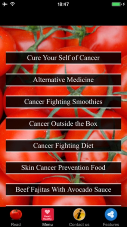 Cancer Fighting Foods - Alternative Medicine