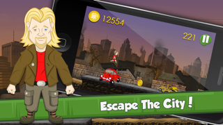Zombie World War FREE - Plague Attack Run for Boys and Girls screenshot two