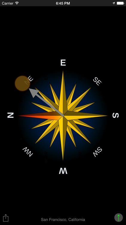 Sun Compass App screenshot-4