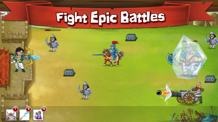 Arjun the warrior :: Clash Of Clans version screenshot-3