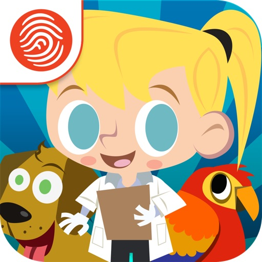 Big Kid Life Vet - A Fingerprint Network App